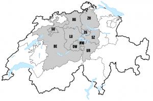 Krankenkasse Luzerner Hinterland bietet das Hausarztsystem in folgenden Kantonen an