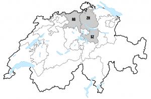 Krankenkasse Wädenswil bietet das Hausarztsystem in folgenden Kantonen an